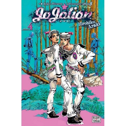Jojolion - Jojo's Bizarre Adventure Tome 4 (VF)