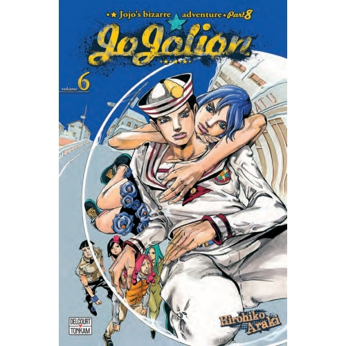 Jojolion - Jojo's Bizarre Adventure Tome 6 (VF)