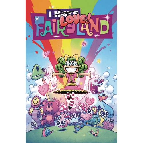 I hate Fairyland 15 (VO)