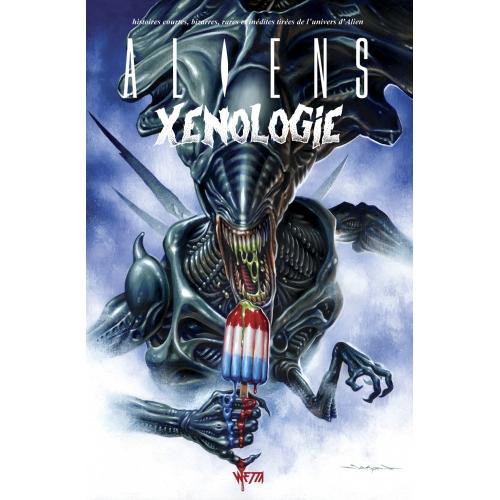 Aliens : Xenologie I - Éd. Dry X Jason Edmiston (VF)
