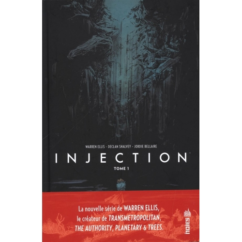 Injection Tome 1 (VF)