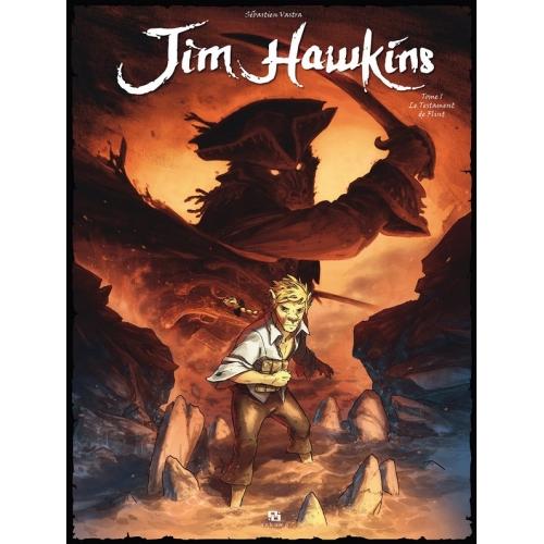 Jim Hawkins Tome 1 : Le testament de Flint (VF)