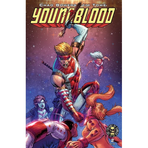 Youngblood 2 B Liefeld (VO)