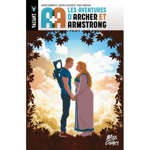 A + A : les aventures d'Archer et Armstrong - Edition Collector Original Comics 250 ex (VF)