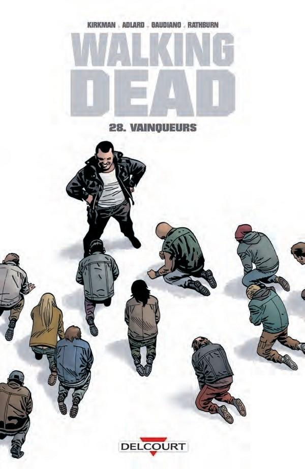Walking Dead Tome 28 (VF)