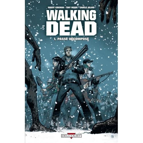 Walking Dead Tome 1 + Ex libris + Jeu vidéo (VF)