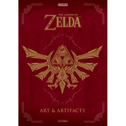 The Legend of Zelda - Art & Artifacts (VF)