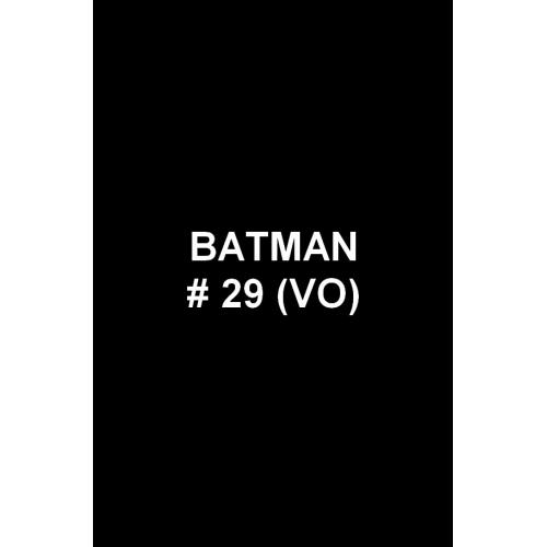 Batman 29 (VO)