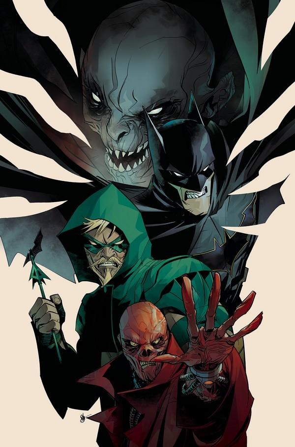 Green Arrow 29 (VO)
