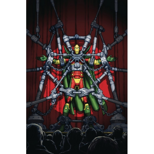 Mister Miracle 1 (VO)