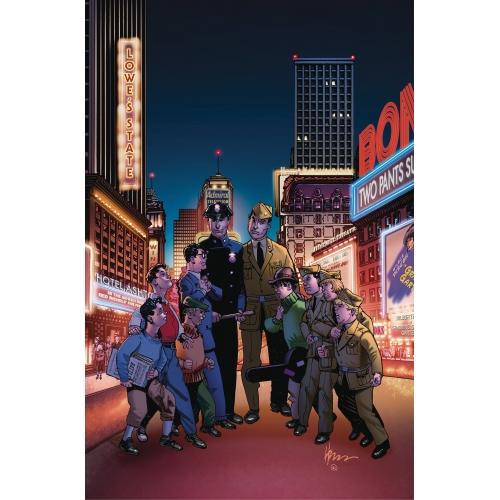 THE NEWSBOY LEGION AND THE BOY COMMANDOS SPECIAL 1 (VO)