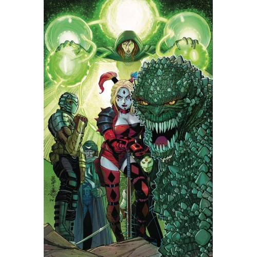 SUICIDE SQUAD REBIRTH VOL. 3 : BURNING DOWN THE HOUSE TP (VO)
