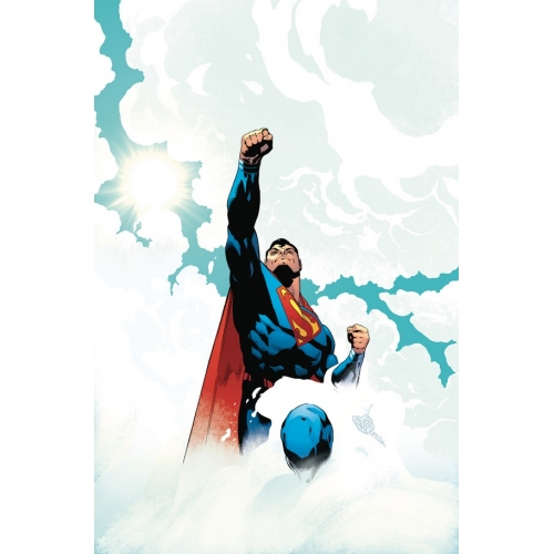 SUPERMAN: THE REBIRTH DELUXE EDITION BOOK ONE HC (VO)