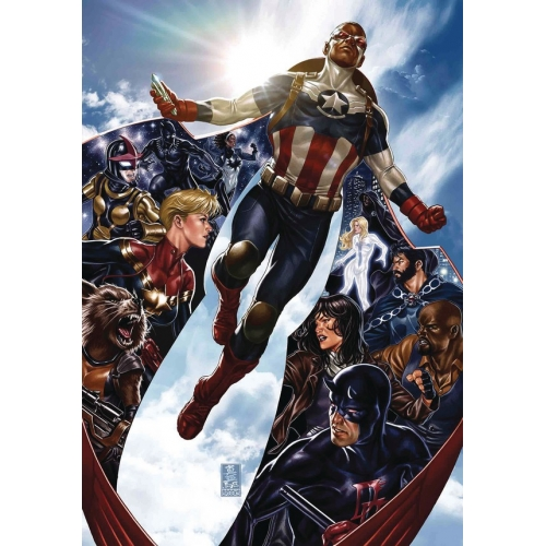 Secret Empire 8 (VO)