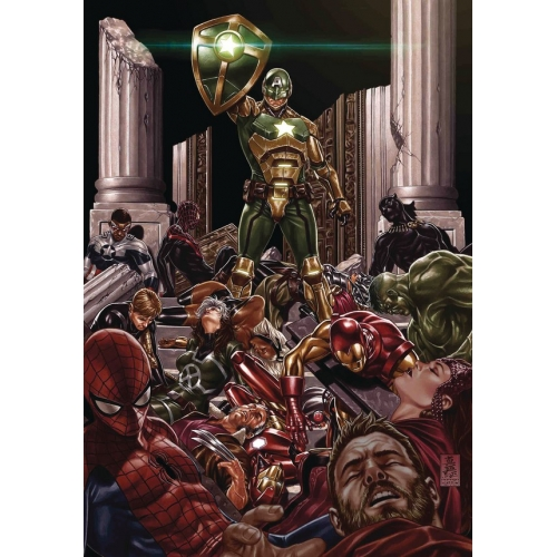 Secret Empire 10 (VO)