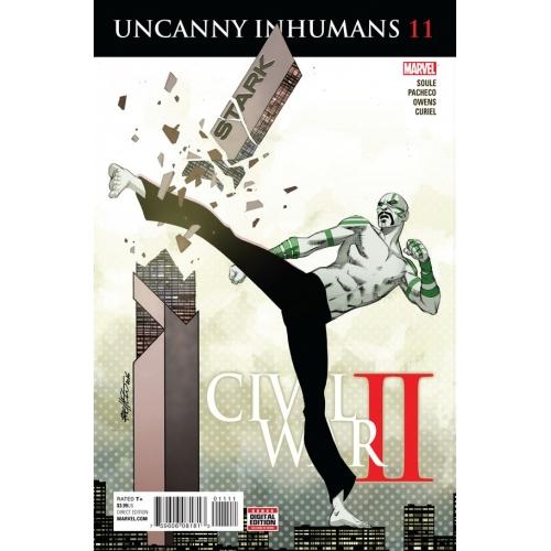 Uncanny Inhumans 11