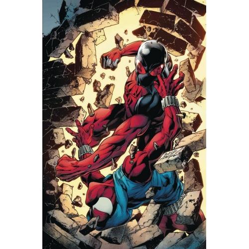 Ben Reilly Scarlet Spider 6 (VO)