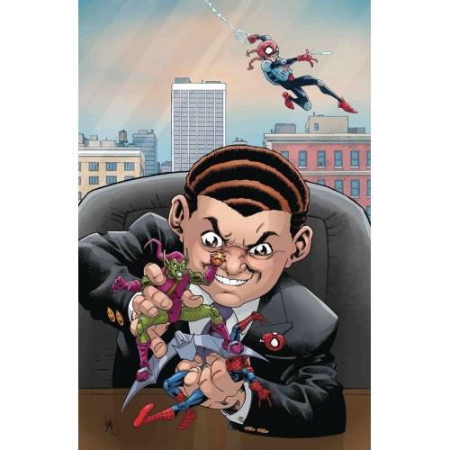 Amazing Spider-Man : Renew Your Vows 10 (VO)