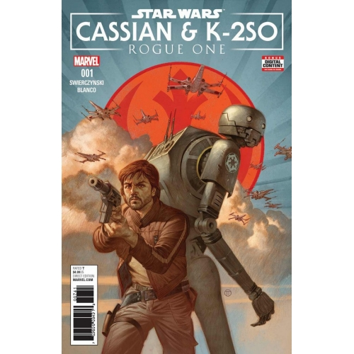 STAR WARS: ROGUE ONE – CASSIAN & K-2SO SPECIAL 1 (VO)