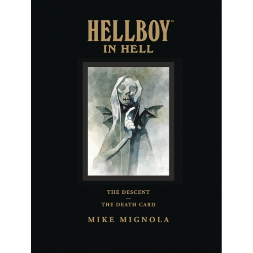 Hellboy in Hell Library Edition HC (VO)