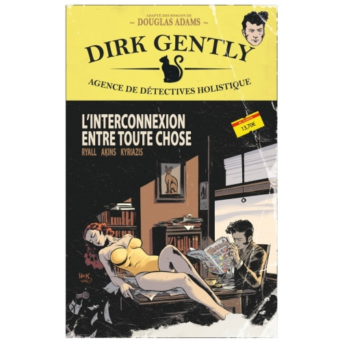 Dirk Gently - Agence de Détectives Holistiques (VF)