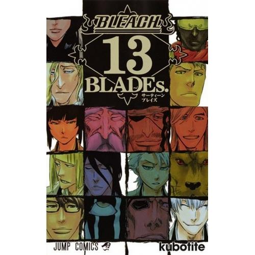 Bleach 13th Blades