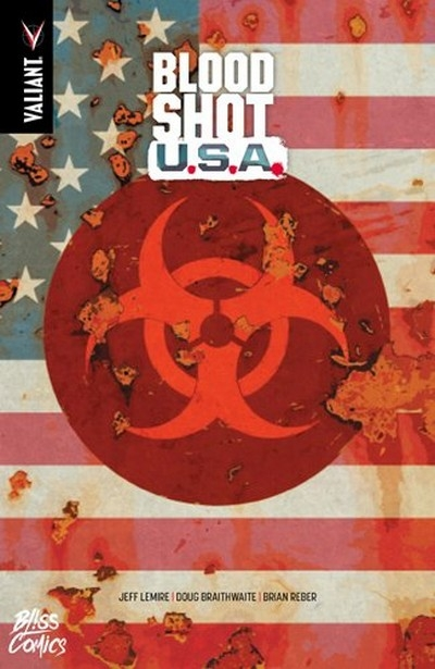 Bloodshot USA (VF)