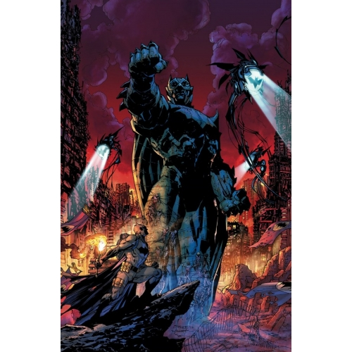 Dark Days : The Forge 1 (VO) - 2nd Print