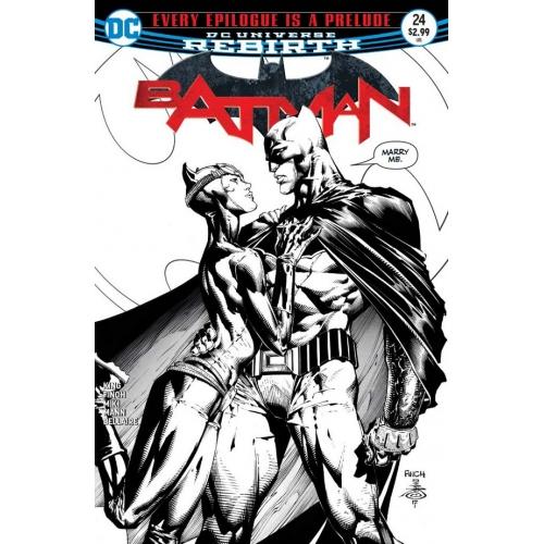 Batman 24 - 3rd Print Variant (VO)