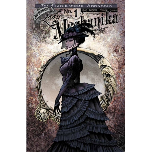 Lady Mechanika The Clockwork Assassin 1 of 3 (VO) Variant Cover