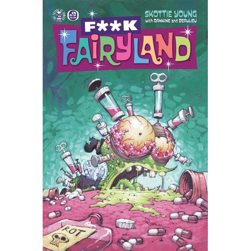 I hate Fairyland 13 Fuck Uncensored Variant (VO)