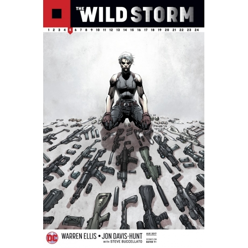 The Wild Storm 5 Jim Lee Variant (VO)