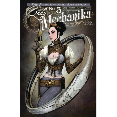 Lady Mechanika The Clockwork Assassin 3 of 3 (VO)