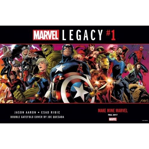 Marvel Legacy 1 (VO)