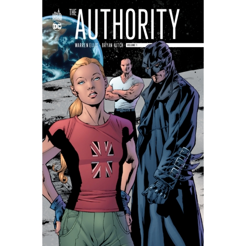 The Authority Tome 1 (VF)