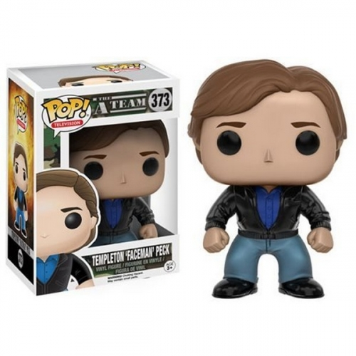 "Funko Pop A-Team Templeton ""Faceman"" Peck"
