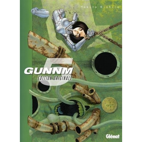 Gunnm Édition Originale Vol. 5 (VF)