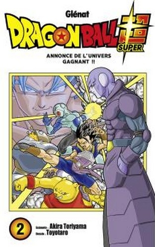 Dragon Ball Super Tome 2 (VF)