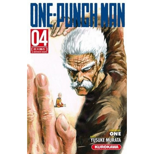 One Punch Man Tome 4 (VF)