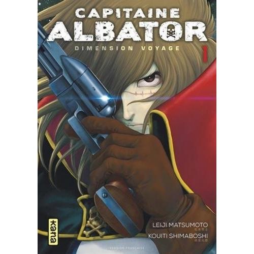 Capitaine Albator Dimension Voyage Tome 1 (VF)