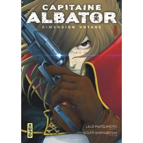 Capitaine Albator Dimension Voyage Tome 1 (VF)