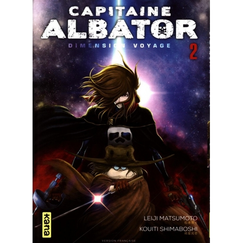 Capitaine Albator Dimension Voyage Tome 2 (VF)