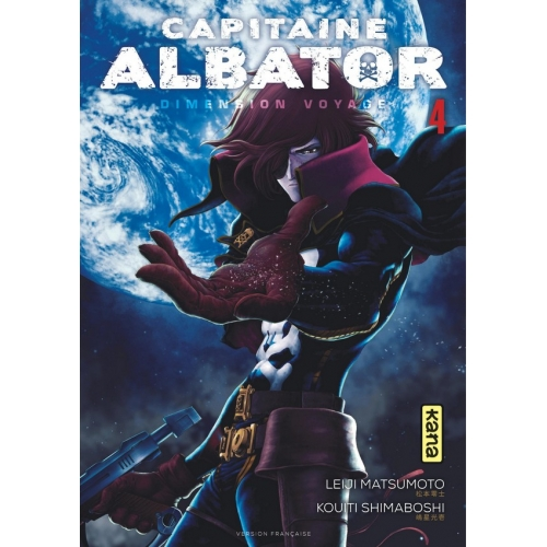 Capitaine Albator Dimension Voyage Tome 4 (VF)