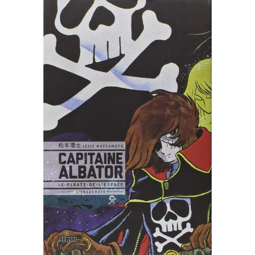 Intégrale Capitaine Albator le pirate de l'espace (VF)
