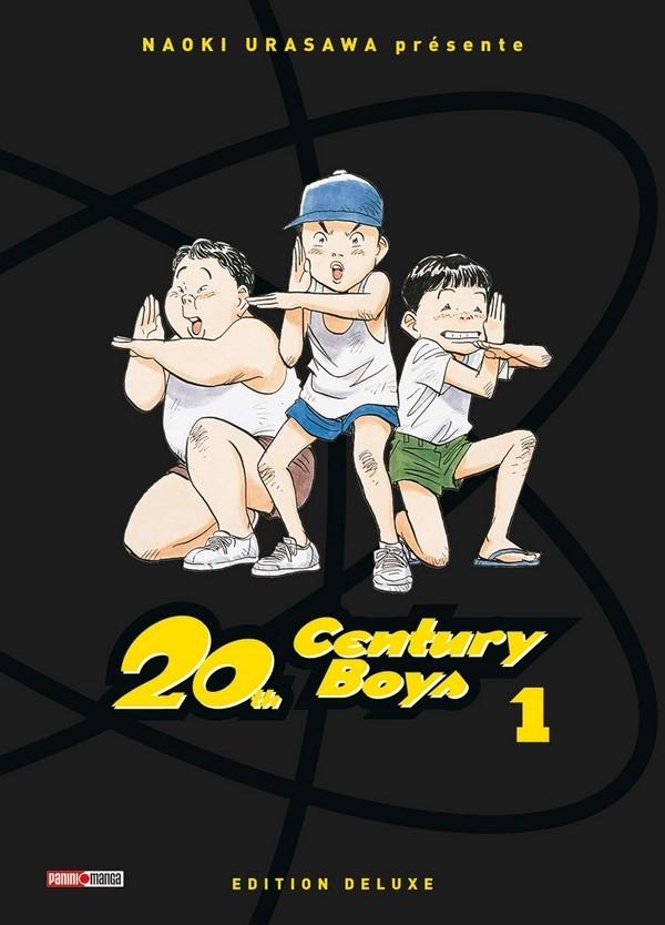 20th century boys - Deluxe Tome 1 (VF)