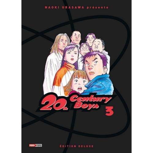 20th century boys - Deluxe Tome 3 (VF)