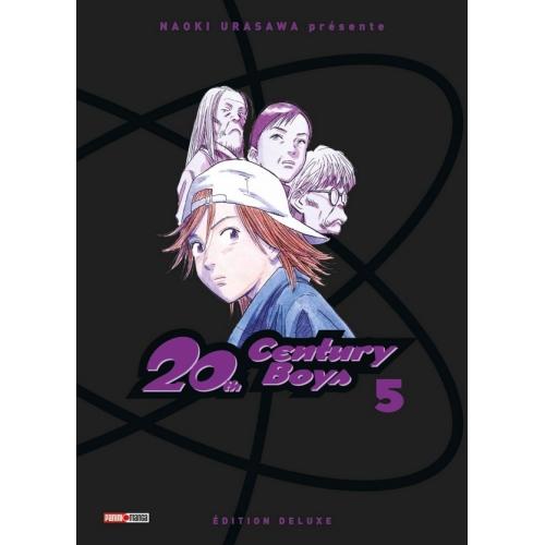 20th century boys - Deluxe Tome 5 (VF)