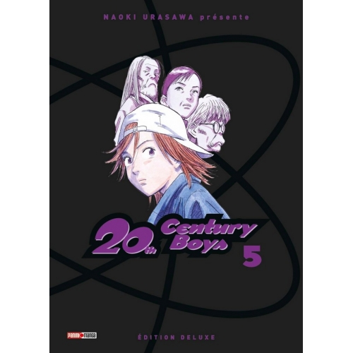 20th century boys - Deluxe Tome 4 (VF)