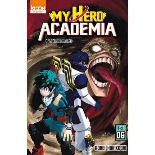 My Hero Academia Tome 6 (VF)