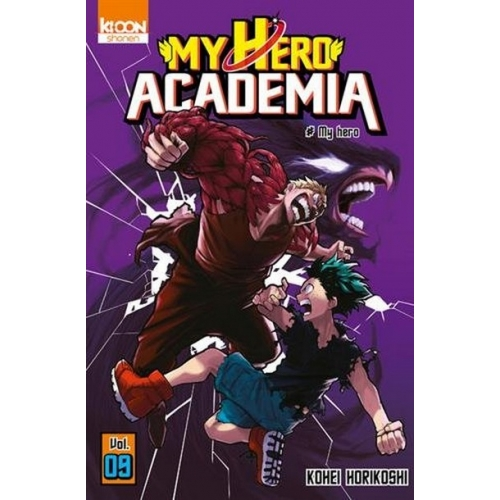 My Hero Academia Tome 9 (VF)
